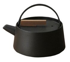 YES!!!  They called it a Kettle instead of a Teapot!!  REPRESENT!!!  Made by Ikenaga Iron Works.