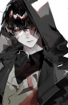 Anime W, Dark Anime Guys, Cool Anime Guys, Hot Anime Boy, Handsome Anime Guys, Chica Anime Manga, Manga Boy, Anime Angel, Male Manga