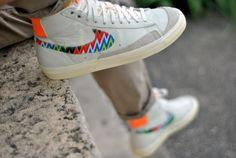 Nike Blazer '77 Zig Zag