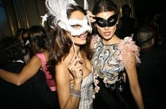 Bachelorette Party Theme Idea :: Masquerade