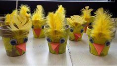 Art with Mr. Giannetto: Pre-K: Flower Pots