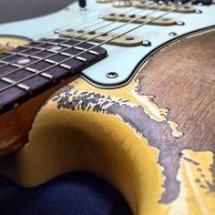 #FenderGuitars