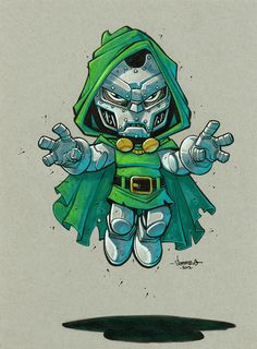 Lil' Doom by Jon Sommariva