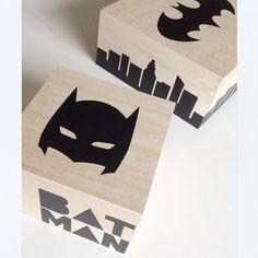 #ShareIG Oppbevaringsbokser til en batmanfan
