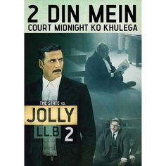 Because justice delayed is justice denied! Just #2DaysToJollyLLB2