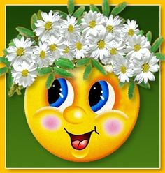 Sunshine, smiles and daisies!