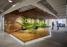 jak urządzić nowoczesne wnętrze biura nowoczesne biuro desing inspiracje projekt nowoczesne wnętrze biurowe biura korporacji 12