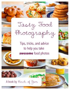 Tasty Food Photography: this book taught me simple & approachable ways to improve my food photography. After implementing these tips, I got my first photo accepted to Foodgawker! Love it <3