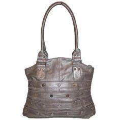 Studded Disc Handbag $19.95
