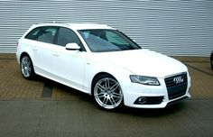 Audi A6 Avant S Line Special Edition