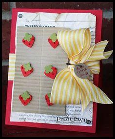 February- Berry Sweet