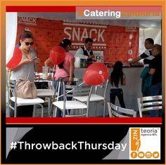 #TBT #ThrowbackThursday   Activación para Casas Javer 🏡  #Catering   #Advertising  #marketing #branding