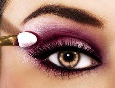 Eye Makeup How To make-up Gorgeous Makeup, Pretty Makeup, Makeup Looks, Eye Makeup, Hair Makeup, Prom Makeup, Makeup Brush, Makeup Salon, Makeup Studio