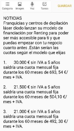 Financiación de Franquicias 906090