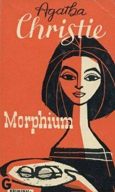 Agatha Christie:  Morphium (German).  (Sad Cypress.)