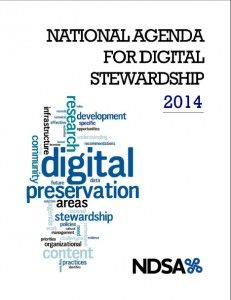The 2014 National Agenda for Digital Stewardship is Released