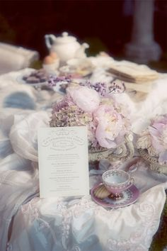 Tea party photo from 79 Ideas which is a fabulous website that I now love <3