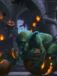 goblin l2 by 0BO.deviantart.com on @deviantART