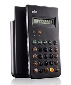 braun bne001 et66 calculator re release