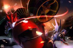 My art Fanart knockout transformers Knock Out paint tool sai Transformers Prime tfp arcee