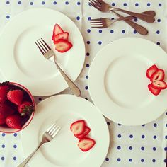 """@Mimi Ikonn's photo: """"Food Styling for my cookbook! Can you guess what's gonna be in these plates? """""""