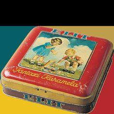 Vintage Elit Chocolate Boxes