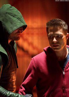 Arrow - Oliver & Roy