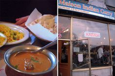 Meilleur indian curry house Montreal