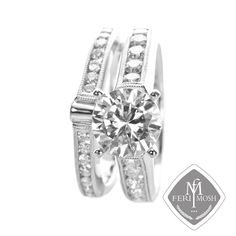 Global Wealth Trade Corporation - FERI Designer Lines Bridal Rings, Wedding Rings, Wedding Bells, Gold And Silver Rings, Silver Engagement Rings, Bridal Collection, Wealth, Jewels, Band
