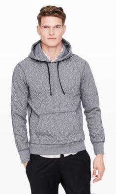 #ModernDestiny   Reigning Champ Side-Zip Hoodie - Club Monaco Activewear - Club Monaco