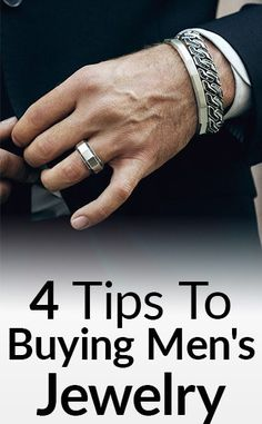 Here are 4 quick tips and make your next trip to the jewelry store a painless one. Men Necklace, Jewelry Necklaces, Gold Jewellery, Silver Jewelry, Indian Jewelry, Diy Jewelry, Silver Ring, Handmade Jewelry, Bracelet Men