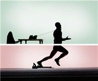 The 9-5 workout - exercises for staying healthy in a desk-bound job!