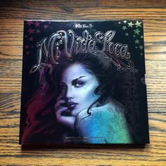 Were getting pretty damn excited about the Mi Vida Loca REMIX palette!!! 24 bold new eyeshadows!! WTF?! {launches at sephora.com 09/15  in-store 10/03}  #mividaloca #remix #kvdlook #holiday2015 by katvondbeauty