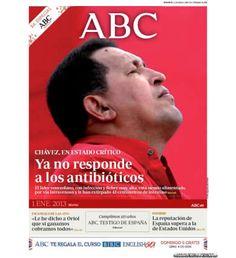 Cronicas de una muerte anunciada. Literalmente. | abc_portada_1ene2013