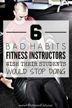 Check these behaviors before you wreck a group exercise class!