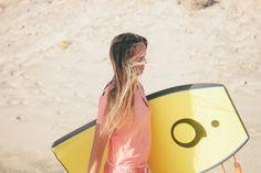 Hay viento hoy, ¡vamos a la playa a hacer #surf y #bodyboard! #ModoVerano #tribord #Decathlon #Deporte