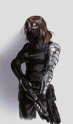 Marvel Funny, Marvel Memes, Marvel Avengers, Marvel Comics, Winter Soldier Cosplay, Winter Soldier Bucky, Bucky Barnes, Superhero Suits, Female Superhero
