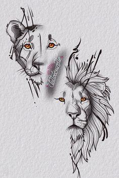 Tattoo Arm Designs, Polynesian Tattoo Designs, Lion Tattoo Design, Lion Head Tattoos, Arrow Tattoos, Body Art Tattoos, Tattos, Tattoo Sketches, Tattoo Drawings