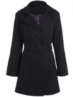 GET $50 NOW   Join RoseGal: Get YOUR $50 NOW!http://www.rosegal.com/plus-size-outerwear/belted-plus-size-overcoat-923951.html?seid=2275071rg923951