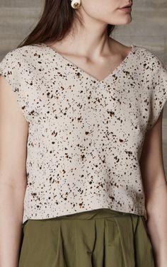 Rachel Comey - Quigley Top - Tops - New Arrivals - Women's Store