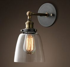 VINTAGIO COLLECTION INDUSTRIAL WALL LIGHT