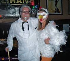 homemade colonel sanders costume - Google Search