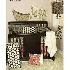 A quality baby bedding set is essential in making your nursery warm...