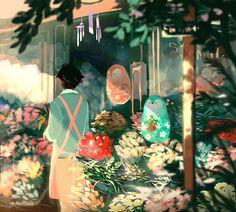 Spring Time Penguin 01.