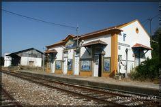 estação de Castelo de Vide