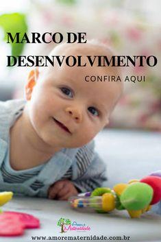 Confira aqui como acontece o desenvolvimento do bebê, seus marcos desenvolvimento e os seus atrasos. Creative Business, Business Tips, Deli, 1st Time Moms, Parenting, Sons, Words, 6 Mo