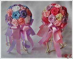 いつまでも残せる♡話題の『リボンの薔薇』で記念に残る花束を*にて紹介している画像