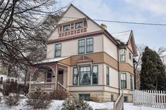 $389,900 - View 25 photos of this 4 Beds 1.1 Bath Victorian home built in 1901. Beautifully maintained Victorian in sought after Olde Hillcrest neighborhoo