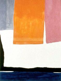 The Human Edge, 1967, Helen Frankenthaler