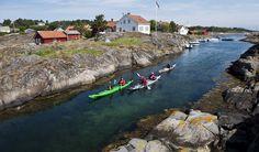 Kanu- und Kajakfahren | Beliebte Orte zum Paddeln in Norwegen Fjord, Canoe And Kayak, Kayaking, Cruise, Coastal, Road Trip, Adventure, Water, Outdoor